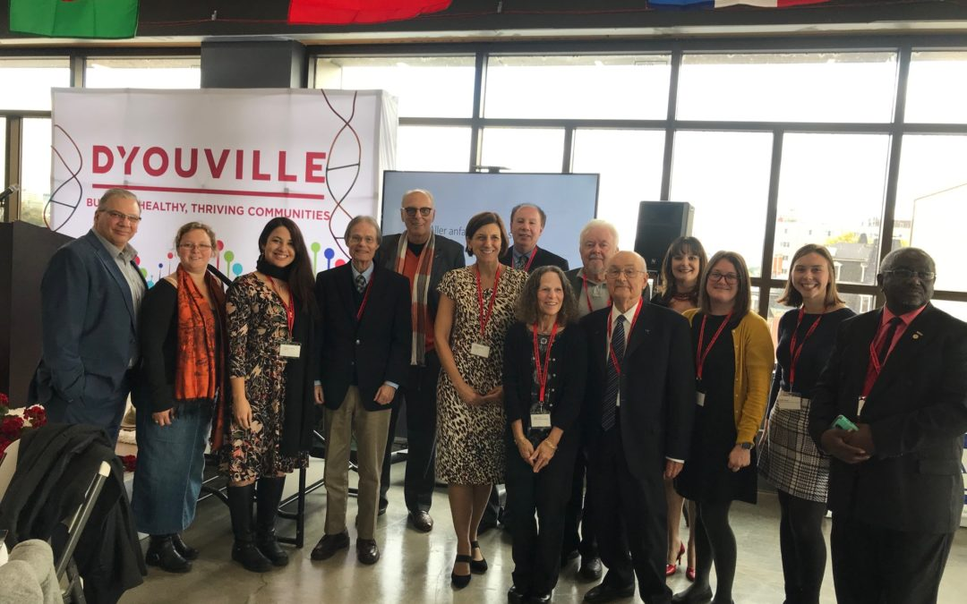 Chapter Event: Information Program at D'Youville College